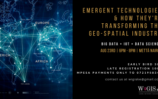 Emergent Technologies and How They're Transforming the Geospatial Industry
