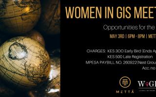 Women In GIS First Meet-Up