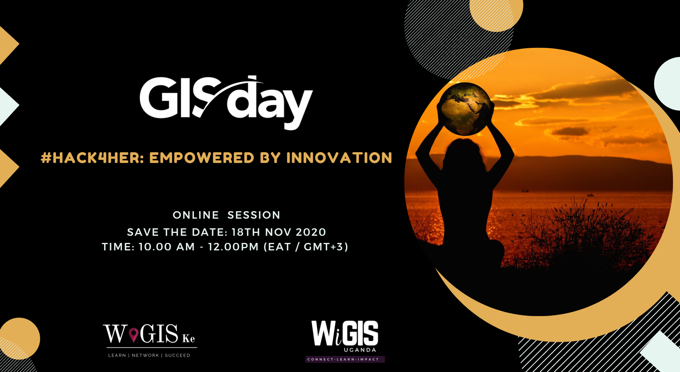 GIS Day #Hack4Her: Empowered by Innovation